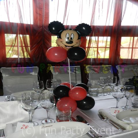 Decor masa botez: Mickey